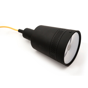 Pico-projecteur ampoule connecté Noir