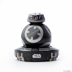 Droïd BB-9E Noir