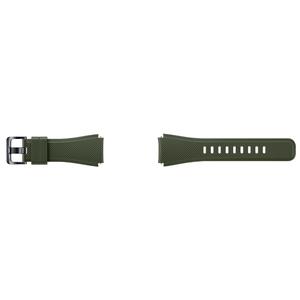 Bracelet silicone pour Gear S3 Active Kaki