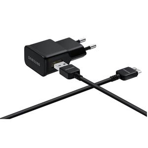 Chargeur secteur micro USB 2A Noir