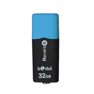 Clé USB 32Go Réversible Bleu