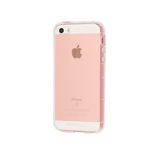 Coque Air Fender pour iPhone 5SE/5S/5 Transparent