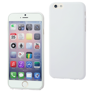 Coque Thingel pour iPhone 6/6S Blanc