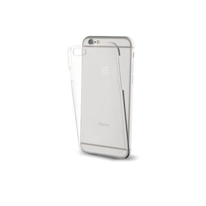 Coque crystal pour iPhone 7/6/6S Transparent