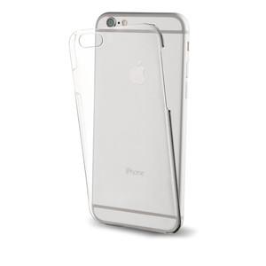 Coque crystal pour iPhone 7+/6+/6S+ Transparent