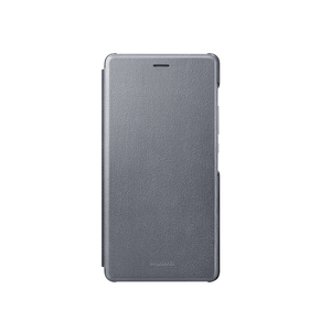 Etui Flip Huawei P9 Lite Gris