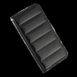 Etui folio effet doudoune pour iPhone 6 Noir