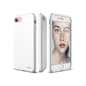 Coque Cushion pour iPhone 7 Blanc