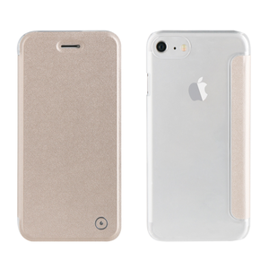 Etui folio case pour iPhone 7/6/6S Or