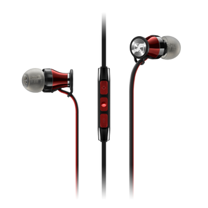 Ecouteurs intra Momentum In-Ear i filaire Rouge