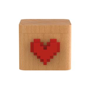 La boîte à amour connectée