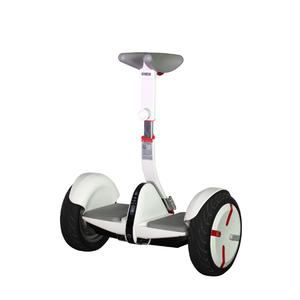 Gyropode Ninebot Mini Pro Blanc-Rouge