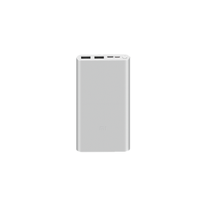 10000mAh Mi 18W Fast Charge Power Bank 3 (Silver)