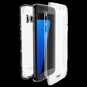 Coque Defense 360 pour Galaxy S7 transparent