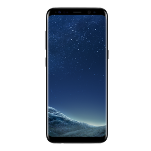 Galaxy S8 Noir Carbone