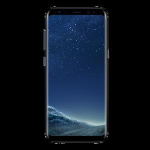 Galaxy S8 Noir Carbone
