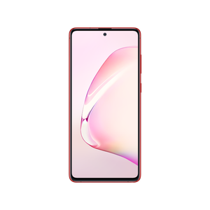 NOTE 10 LITE ROUGE