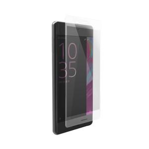 Protection écran en verre trempé incurvé pour Xperia X