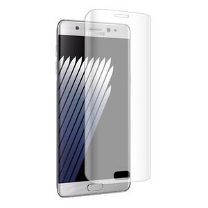 Protection écran en verre trempé incurvé pour Galaxy Note7