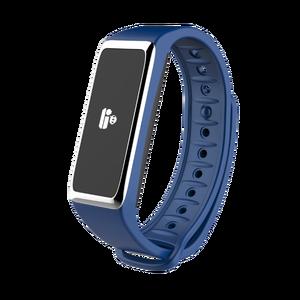 Montre connectée Tracker avec suivi activité et sommeil ZeFit 2 Bleu