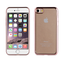 Muvit Life Coque Bling pour Iphone 7 Or Rose