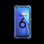 REALME 6 EU COMET BLUE 4GB+64GB