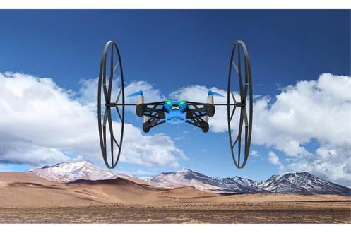 Drone Rolling Spider de Parrot