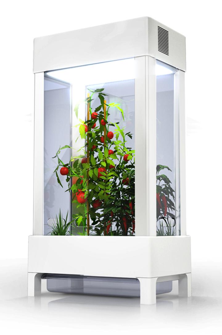 les objets connect s d di s aux plantes et au jardin. Black Bedroom Furniture Sets. Home Design Ideas
