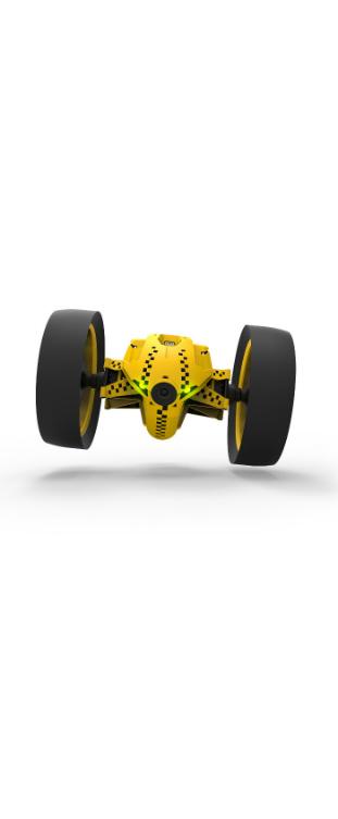 Drone Jumping Race Tuk-Tuk
