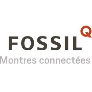 Fossil Q montres connectées