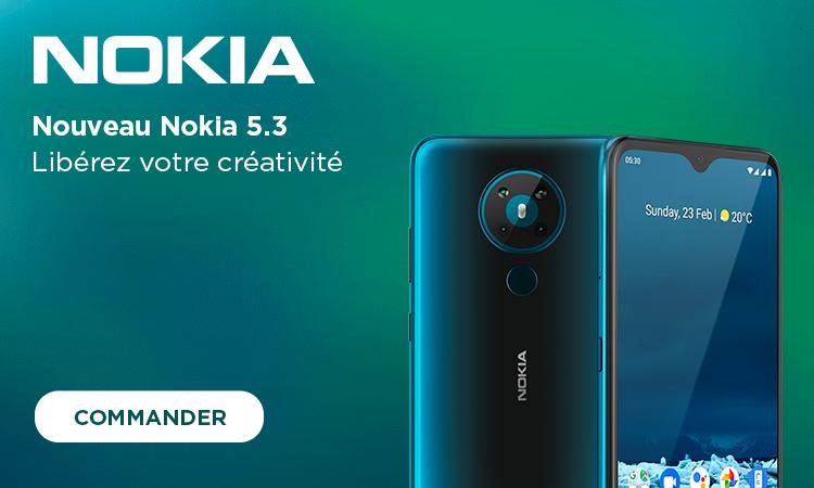mobile Nokia 5.3