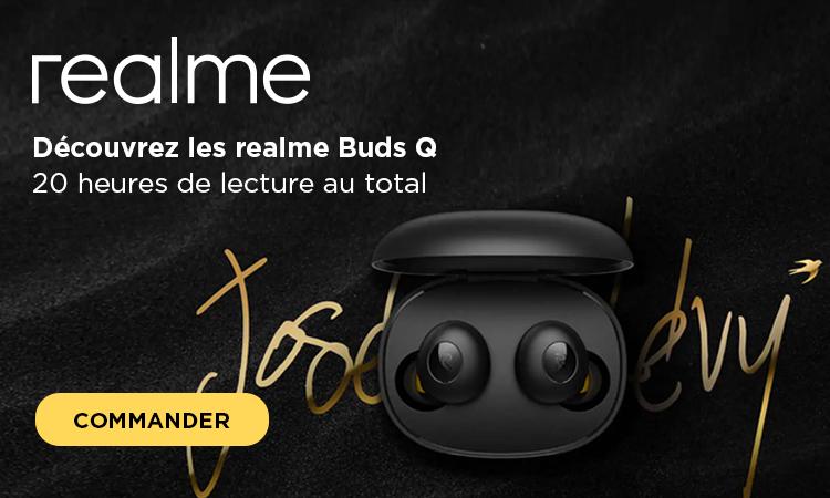 mobile Realme Buds Q