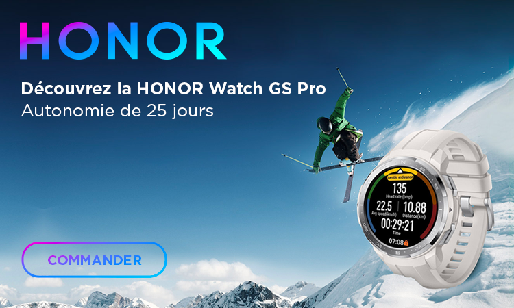 mobile Honor Watch GS Pro