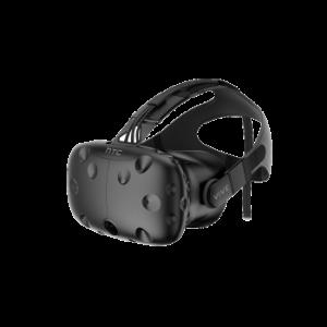 Casque de réalité virtuelle Htc Vive Noir