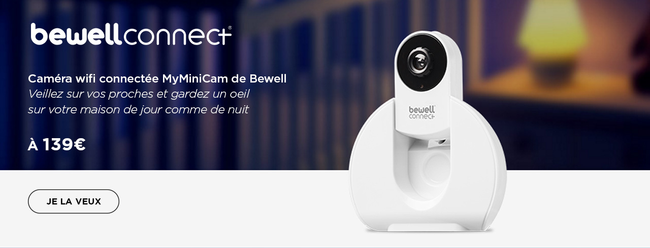 grande image bewell-connect-plus