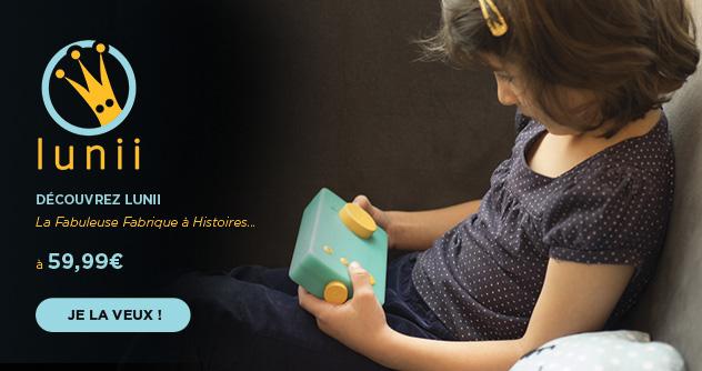 Boite à histoires pour enfant