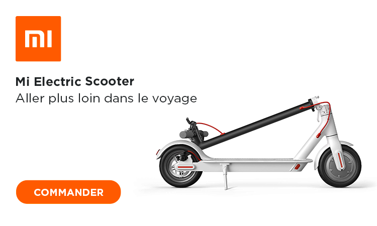mobile XIAOMI MI Electric Scooter
