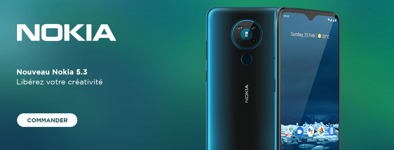 grande image Nokia 5.3