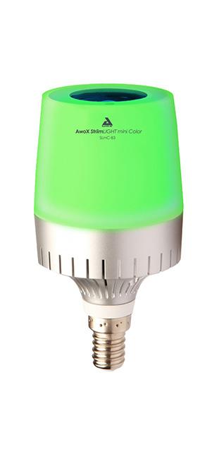 Ampoule connectée musicale Striimlight Mini Color