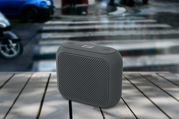 Enceinte nomade Bluetooth Muse