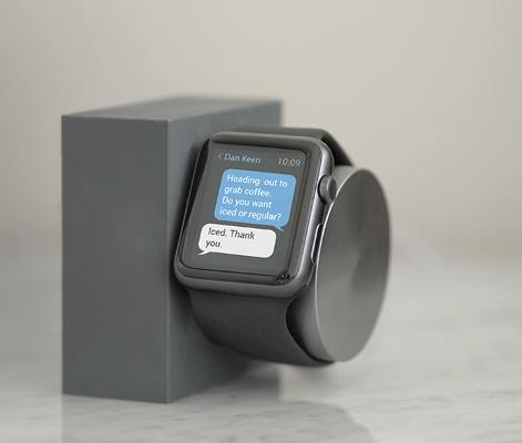Dock Native Union pour Apple Watch