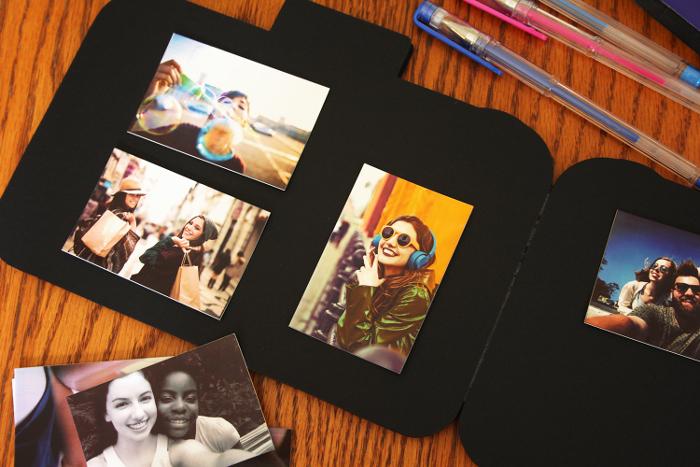 Scrapbook Polaroid