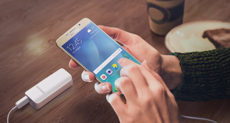 Batterie 2100 mah de Samsung