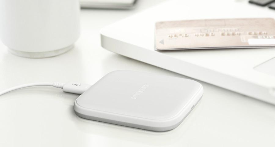 Mini chargeur à induction Samsung