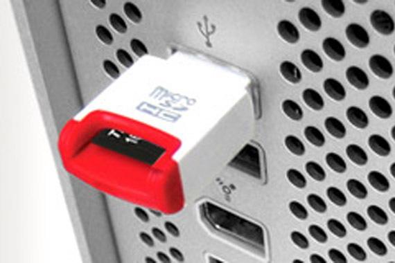 Carte micro SD Transcend