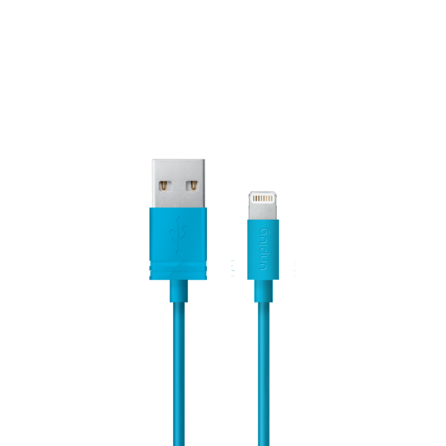 unplug-cable-lightning-bleu