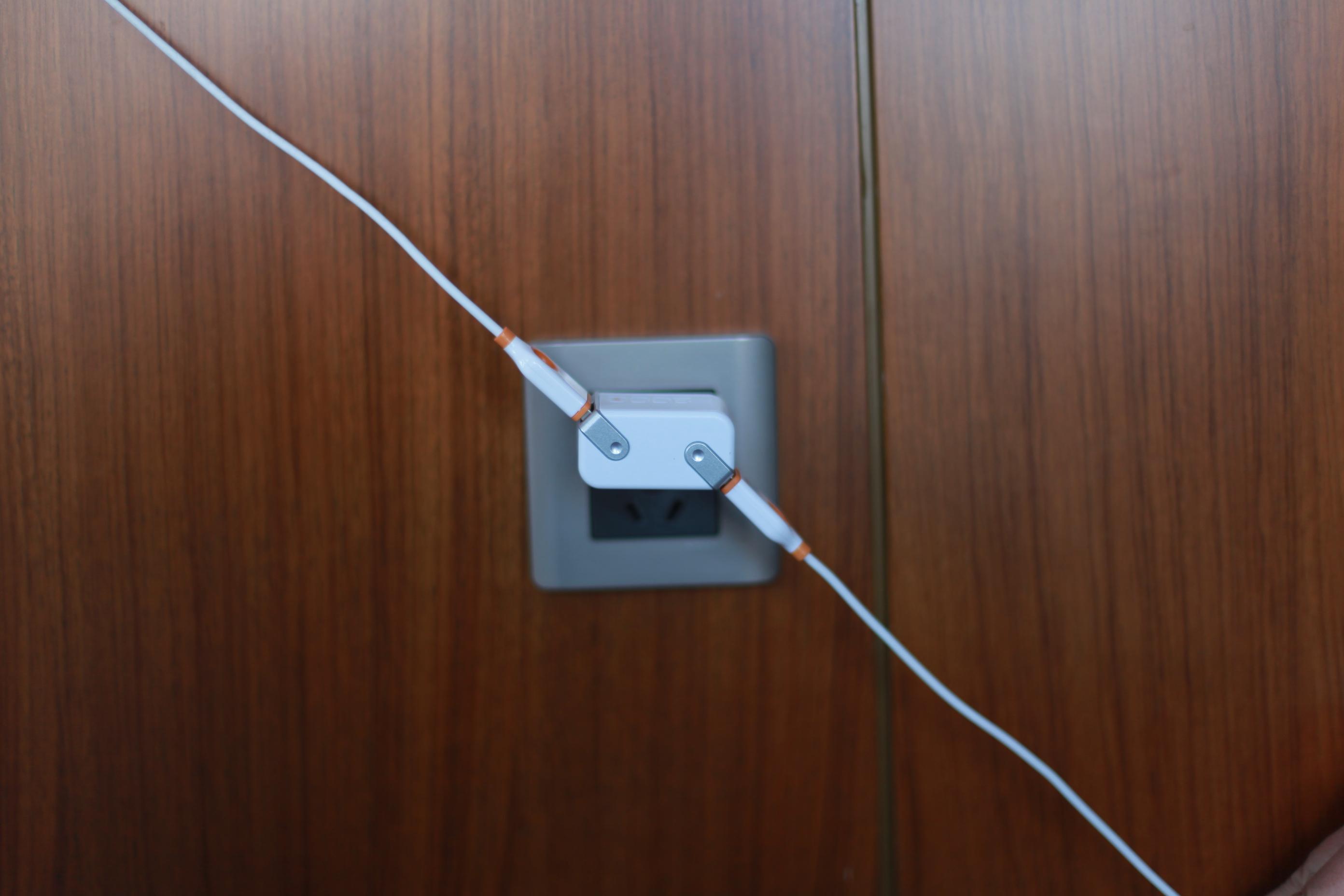 Chargeur secteur Unplug double port USB