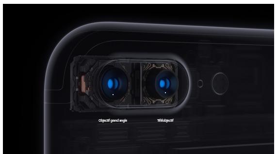 iPhone 7 Plus d'Apple