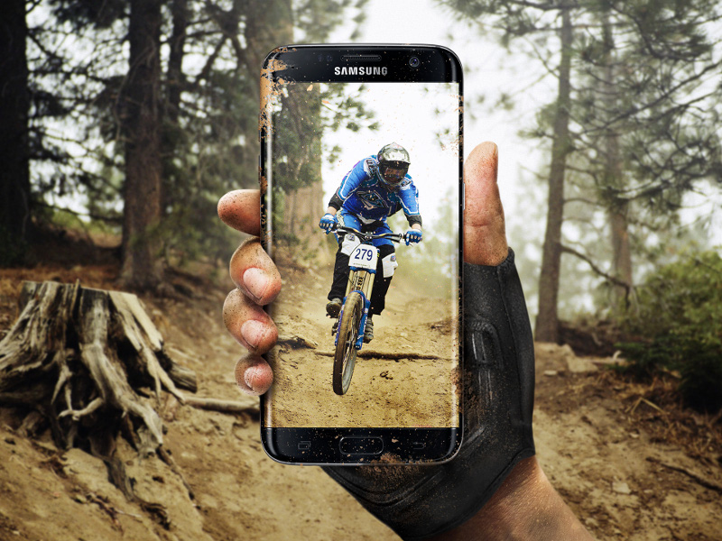 Smartphone Samsung S7