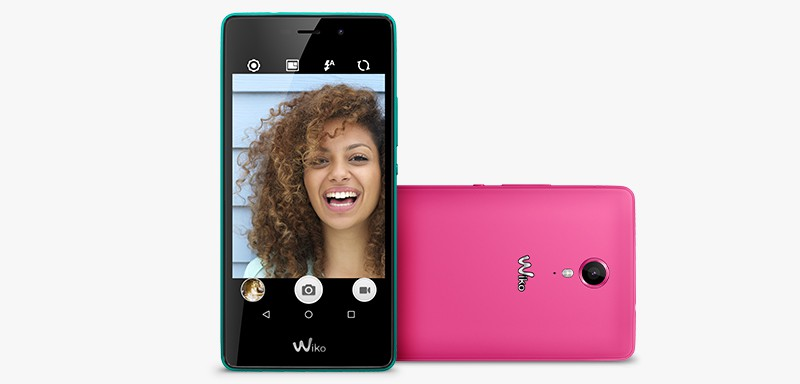 Smartphone Wiko Tommy